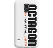 Octagon MMA Vertical Samsung Galaxy Case/Skin