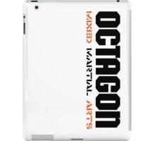 Octagon MMA Vertical iPad Case/Skin