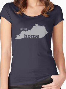 My Old Kentucky Home Women's Fitted Scoop T-Shirt