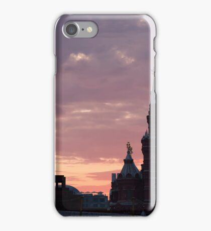 Red Square in Moscow, Russia iPhone Case/Skin