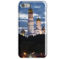 Kremlin Moscow Russia iPhone Case/Skin