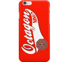 Octagon Baseball Logo iPhone Case/Skin