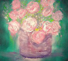 Emerald Bouquet by JamieLSmith