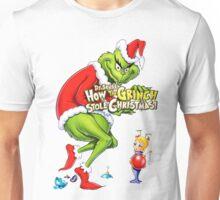 THE GRINCH CHRISTMAS 1 Unisex T-Shirt