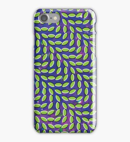 Merriweather Post Pavilion animal collective design iPhone Case/Skin