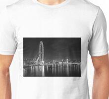 Night time London Eye Unisex T-Shirt