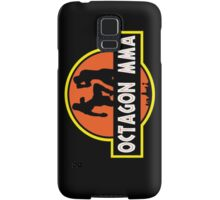 Octagon MMA Jurassic Fighting Samsung Galaxy Case/Skin