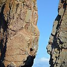 Perce Rock by Heather Crough