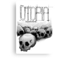 The Utopia Experiments Canvas Print