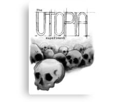 The Utopia Experiments Canvas Print