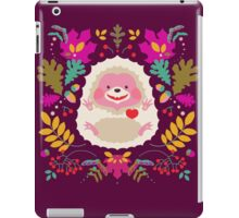 Hedgehog LOVE iPad Case/Skin