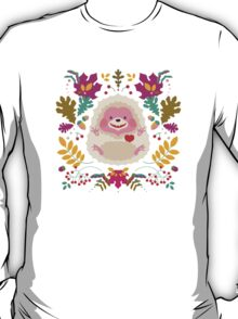 Hedgehog LOVE T-Shirt