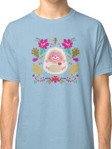 Hedgehog LOVE Classic T-Shirt