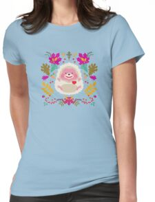 Hedgehog LOVE Womens Fitted T-Shirt