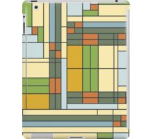 Frank lloyd wright S01 iPad Case/Skin
