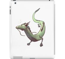 Haku. Spirited Away iPad Case/Skin