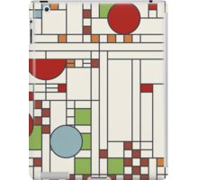 Frank lloyd wright S02 iPad Case/Skin