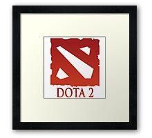 Dota 2 Framed Print