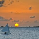 Sailing into the Sun by Kasia-D