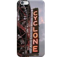 The Cyclone iPhone Case/Skin