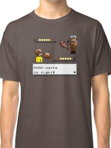 Khan Wants to Fight! Classic T-Shirt