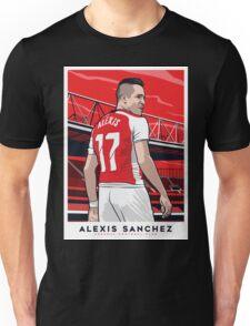 alexis sanchez arsenal Unisex T-Shirt