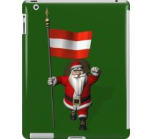 Santa Claus Visiting Of Austria iPad Case/Skin