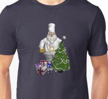 Santa Claus Chef Unisex T-Shirt