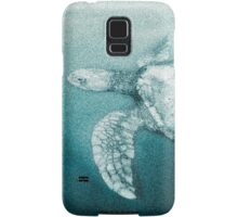 Green Turtle Surfacing - Grand Cayman Samsung Galaxy Case/Skin