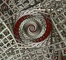 Vertigo II by Ross Hilbert