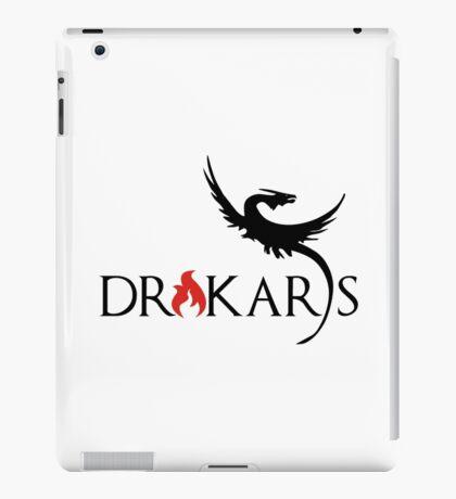 Drakars Mother of Dragons Black iPad Case/Skin