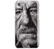 Ian McKellen iPhone Case/Skin