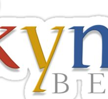 Skynet Beta Sticker