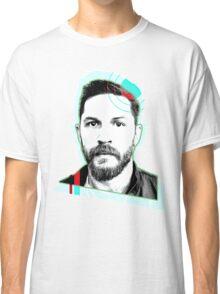 Tom Hardy - On Shapes Classic T-Shirt