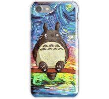 Art of Totoro - Studio Ghibli iPhone Case/Skin