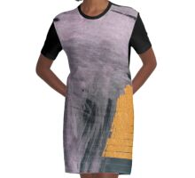 yes Graphic T-Shirt Dress
