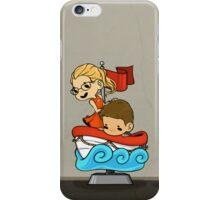 Team Arrow Goes - Oliver&Felicity  iPhone Case/Skin
