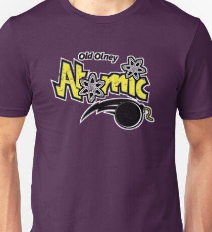 Old Olney Atomic Unisex T-Shirt