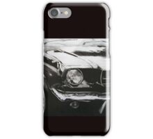 Graphite Car iPhone Case/Skin
