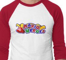 The Mario Heroes Men's Baseball ¾ T-Shirt
