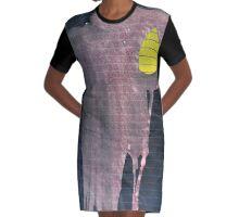 ok Graphic T-Shirt Dress