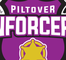 LoL Vi & Caitlyn, the Piltover Enforcers Sticker