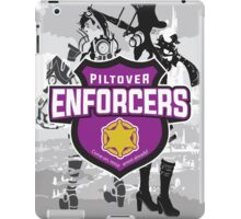LoL Vi & Caitlyn, the Piltover Enforcers iPad Case/Skin