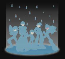 Blue Megaforce by ZandryX
