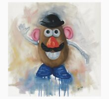 Mr Potato Head - vintage nostalgia  Kids Tee