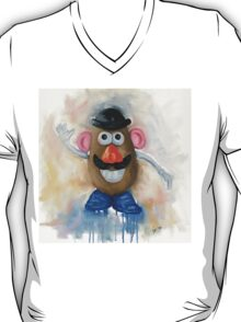 Mr Potato Head - vintage nostalgia  T-Shirt