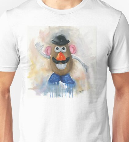 Mr Potato Head - vintage nostalgia  Unisex T-Shirt