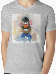 Mr Potato Head - vintage nostalgia  Mens V-Neck T-Shirt