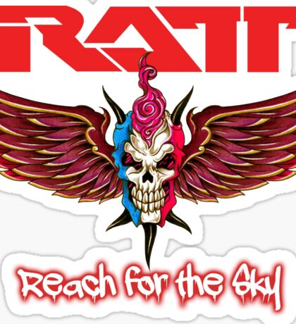 Ratt Reach for the Sky Sticker