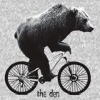 The Den - Bear Cycle by omhd